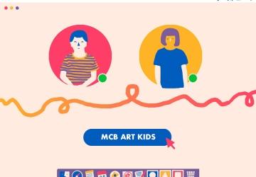 MCB ART KIDS  - Fio Condutor   Dadaísmo