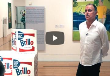 As Escolhas dos Críticos: Andy Warhol por Alexandre Melo   #MCB_Online