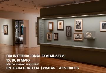 Dia Internacional dos Museus - programação especial gratuita a 15, 16 e 18 de maio | Museu Coleção Berardo