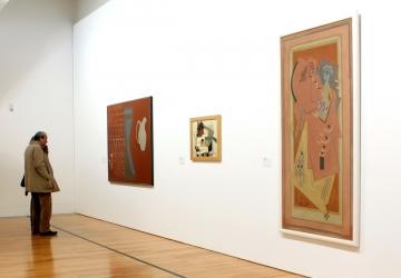 Percurso online pela Coleção Berardo. Cubismo, Pablo Picasso, Modigliani e Amadeo de Souza-Cardoso